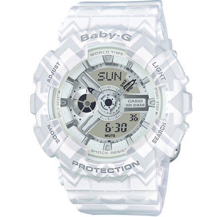 Casio - Baby-G BA 110TP-7A Tribal Pattern