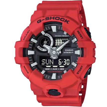 Casio - G-Shock GA 700-4A
