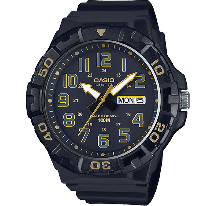 Casio - Analog MRW 210H-1A2