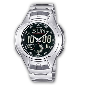 CASIO Collection AQ 160D-1B