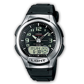 CASIO Collection AQ 180-1B