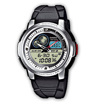 CASIO Collection AQF 102W-7B