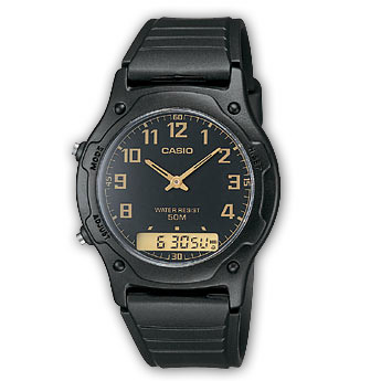 CASIO Collection AW 49-1B