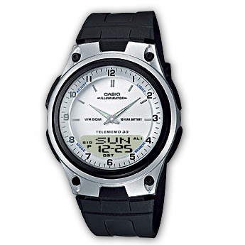 CASIO Collection AW 80-7A
