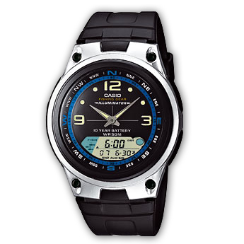 CASIO Collection AW 82-1A