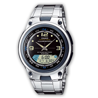 CASIO Collection AW 82D-1A