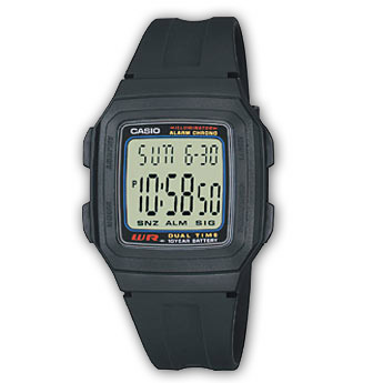 Casio COLLECTION F-201