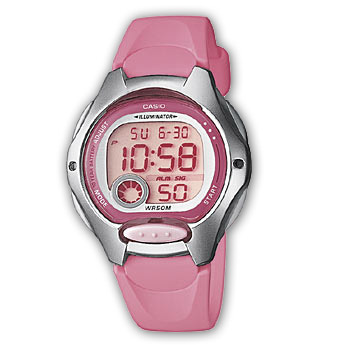 CASIO Collection LW 200-4B
