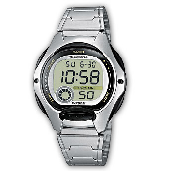 CASIO Collection LW 200D-1A