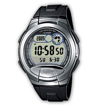 CASIO Collection W 752-1A