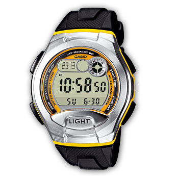 CASIO Collection W 752-9B