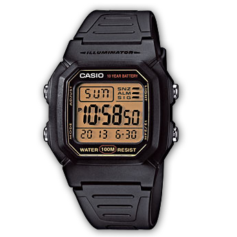 Casio COLLECTION W 800HG-9