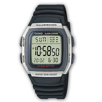 CASIO Collection W 96H-1A