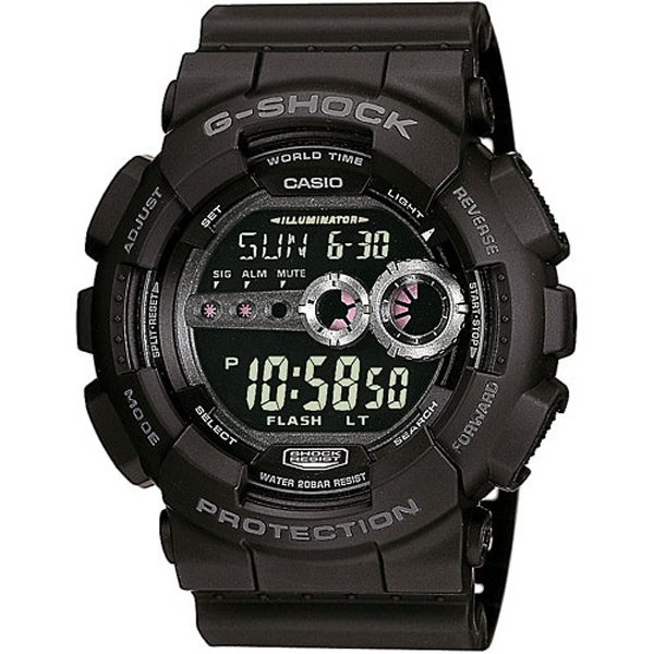 CASIO G-Shock GD 100-1B 15030186