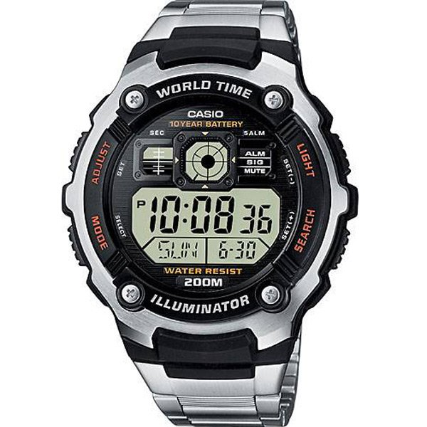 CASIO Collection AE 2000WD-1A 15029545