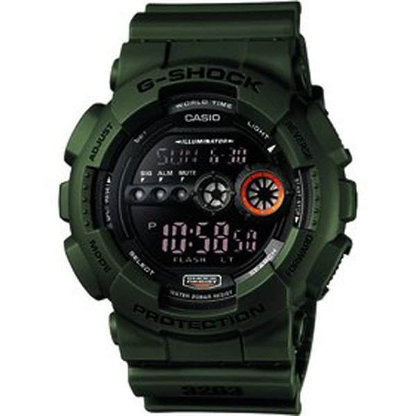 CASIO G-Shock GD 100MS-3 15031210