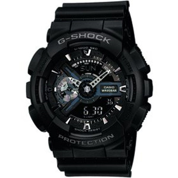 CASIO G-Shock GA 110-1B 15031208