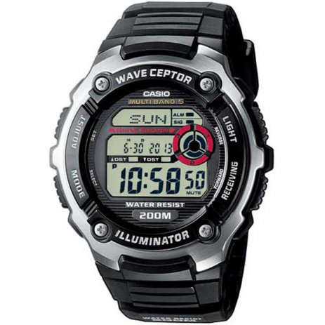 CASIO WAVE CEPTOR WV 200E-1A 15025378