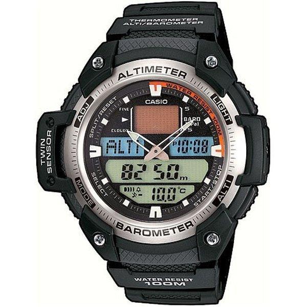 CASIO Protrek SGW 400H-1B 15031182