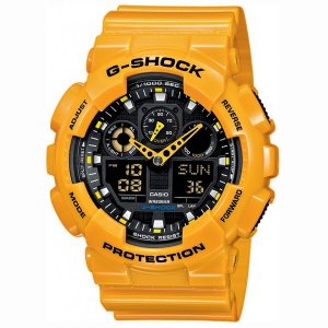 CASIO G-shock GA 100A-9A 15029764