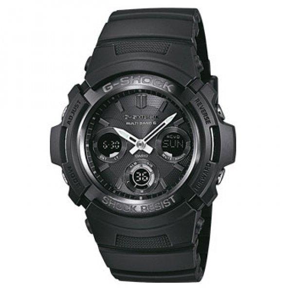 CASIO G-Shock AWG M100B-1A 15033618