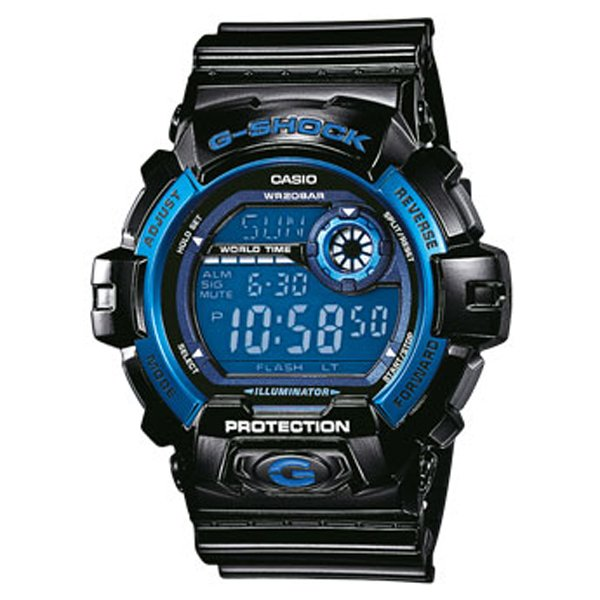 Casio G-SHOCK  G 8900A-1 15033623