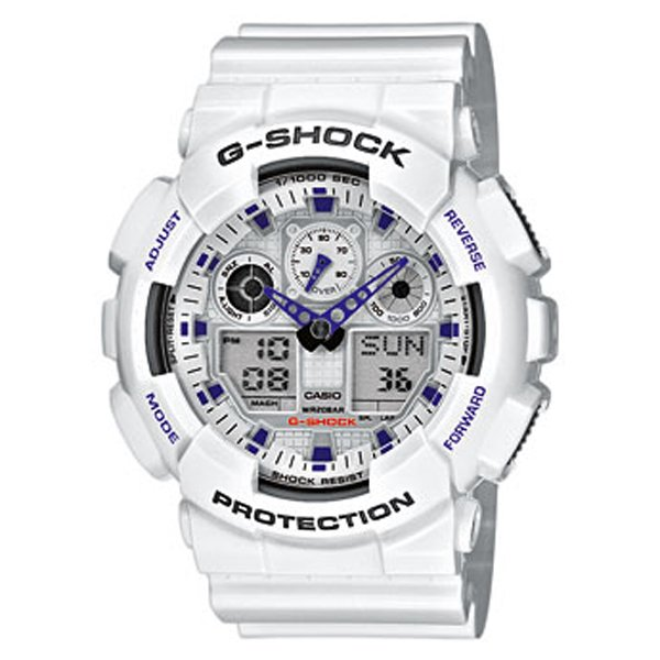 CASIO G-shock GA 100A-7A 15029497