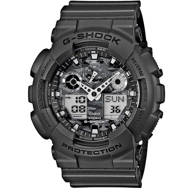 CASIO G-Shock GA 100CF-8A 15038218