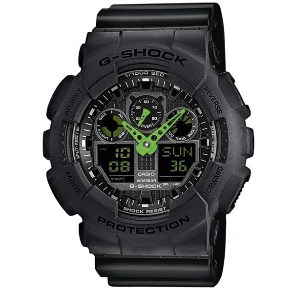 CASIO G-Shock GA 100C-1A3 15037020