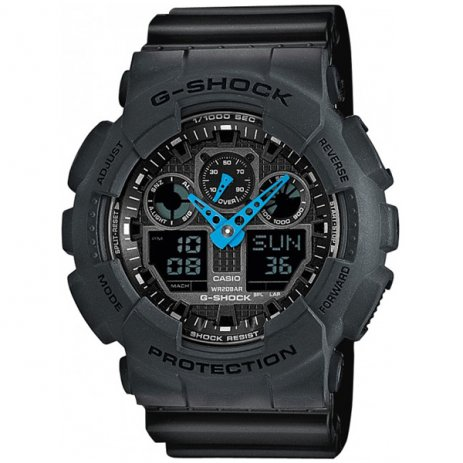 CASIO G-Shock GA 100C-8A 15037023