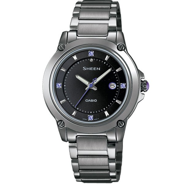 Casio - Sheen Titanium SHE 4507BD-1A 15036277