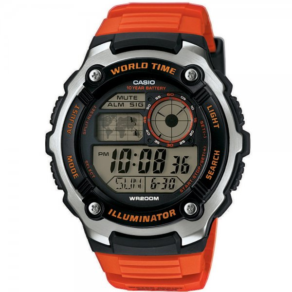 Casio - Collection AE 2100W-4A 15041005