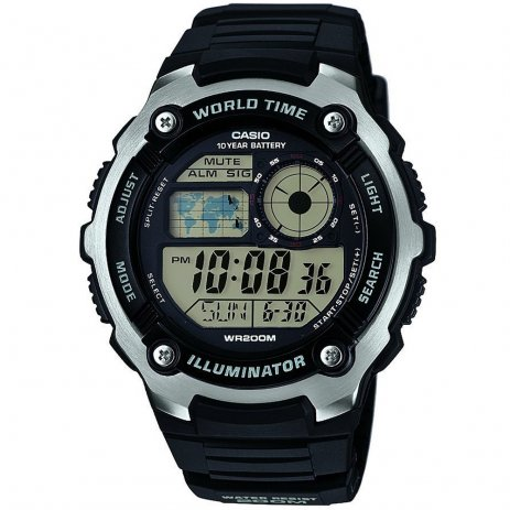 Casio - Collection AE 2100W-1A 15041004