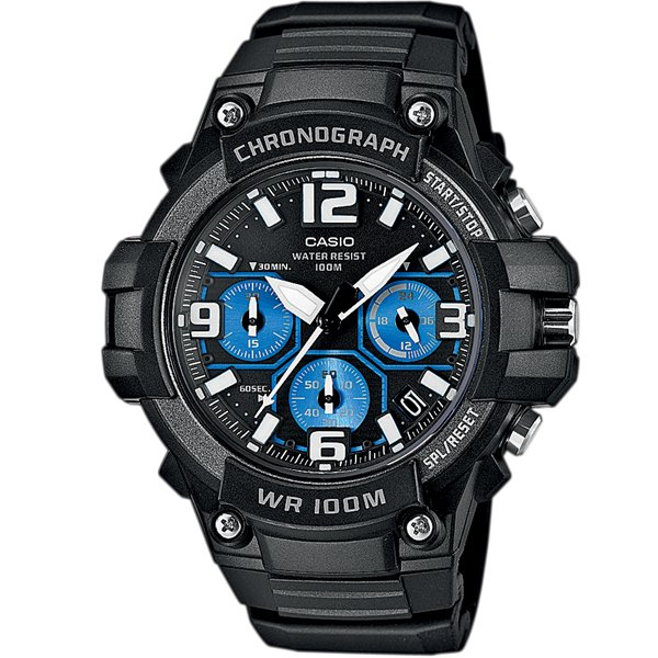 Casio - Analog MCW 100H-1A2 15040221