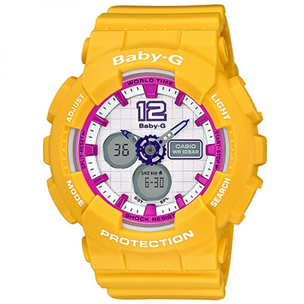 Casio - Baby-G BA 120-9B 15041112