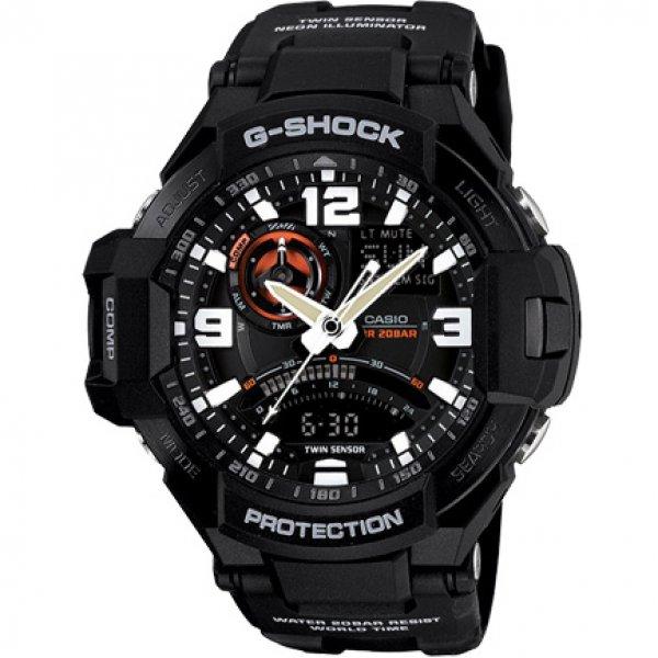 Casio - G-Shock GA 1000-1A Gravity Defier 15036211