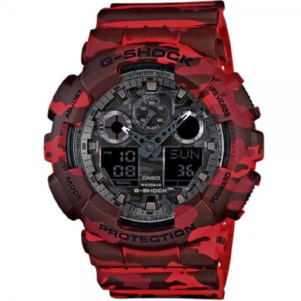 Casio - G-Shock GA 100CM-4A 15040237