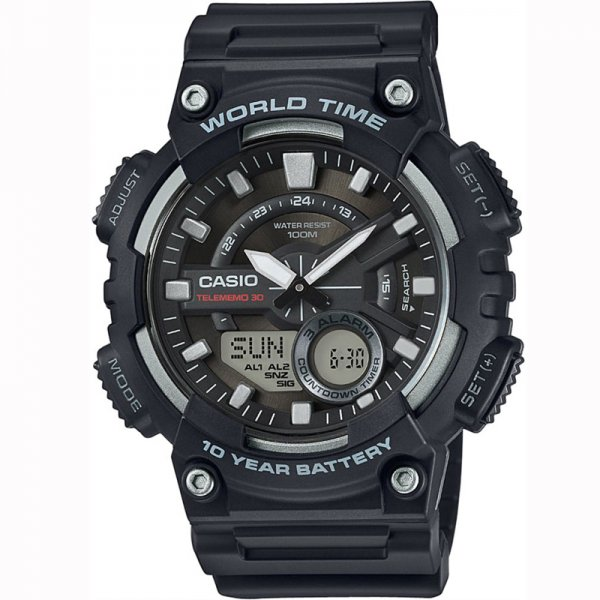 Casio - Collection AEQ 110W-1A 15041982