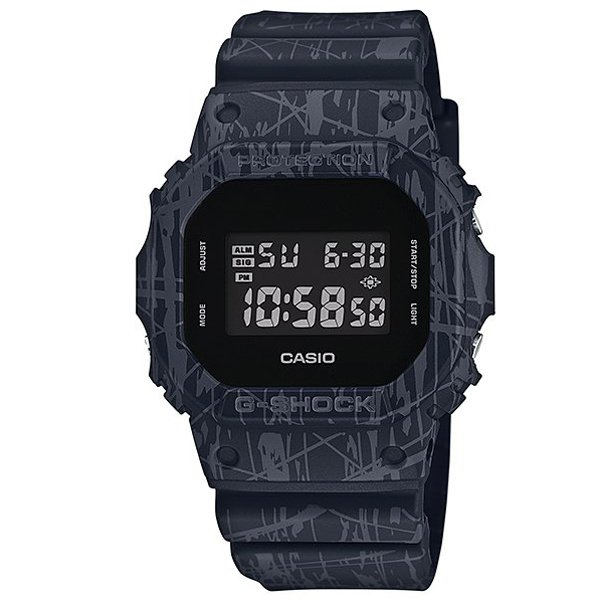 Casio - G-Shock DW 5600SL-1 15041008