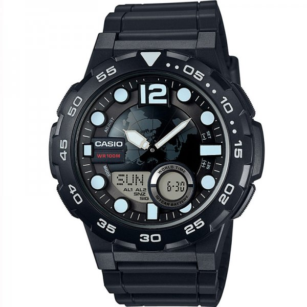 Casio - Collection AEQ 100W-1A 15041929
