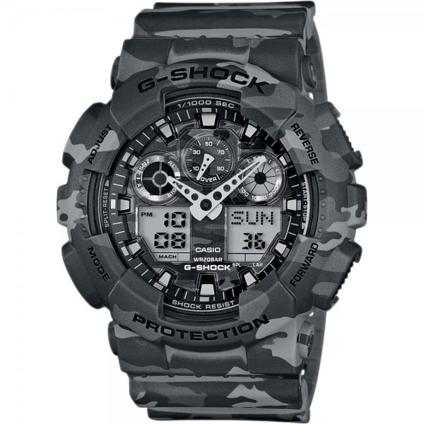 Casio - G-Shock GA 100CM-8A 15040239