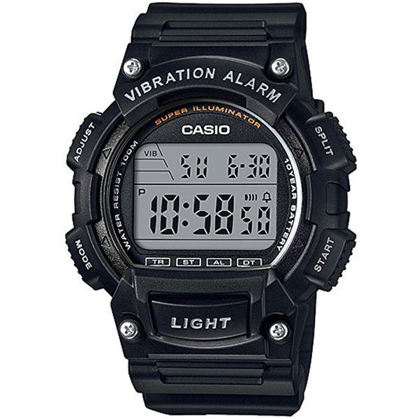 Casio - Collection W 736H-1A 15043116