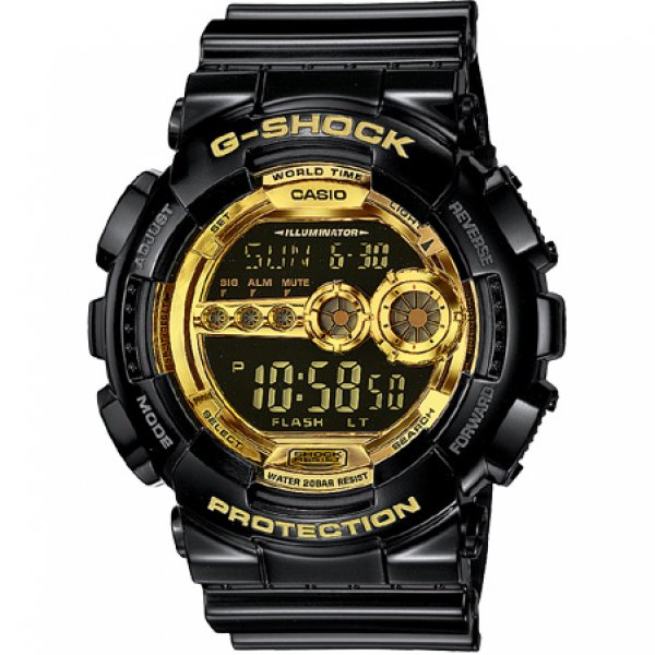 Casio - G-Shock GD 100GB-1 15031955