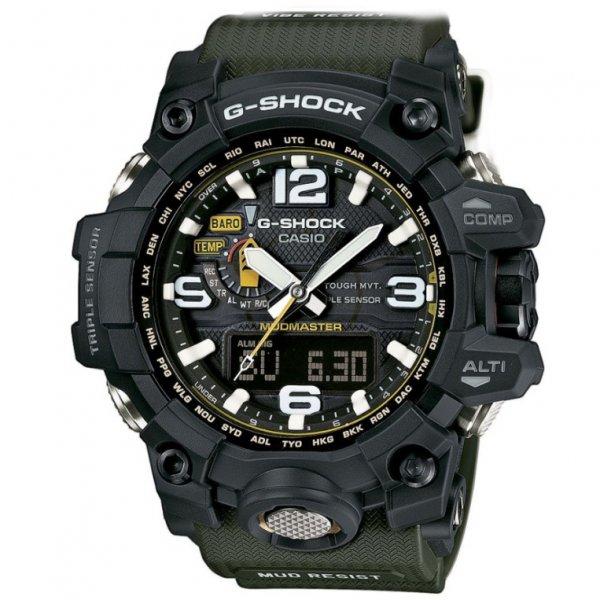 Casio - G-Shock GWG 1000-1A3 Mudmaster 15041114