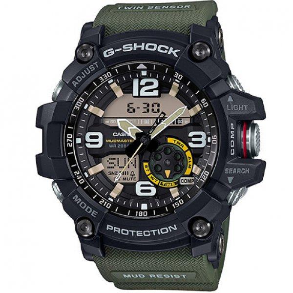 Casio - G-Shock GG 1000-1A3 Mudmaster 15042053
