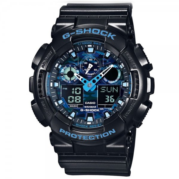 Casio - G-Shock GA 100CB-1A 15042033