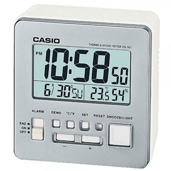 Casio - BUDÍK DQ 981-8 15042001