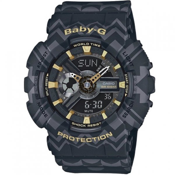 Casio - Baby-G BA 110TP-1A Tribal Pattern 15043095