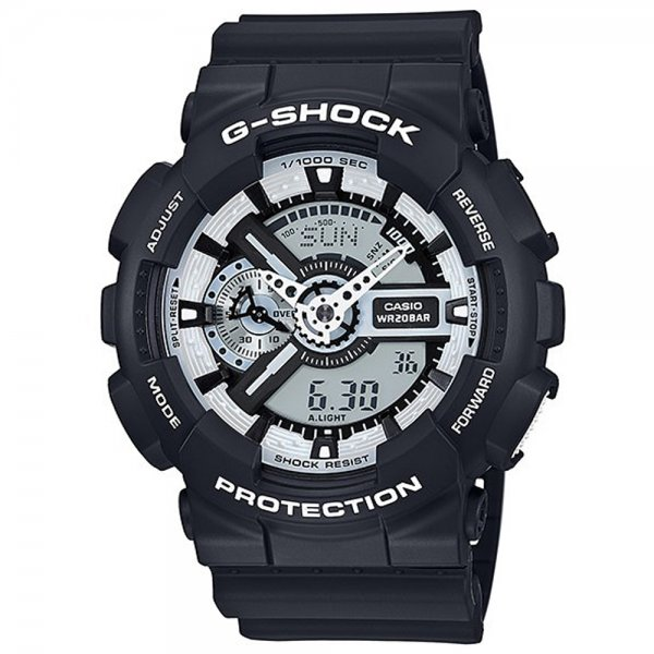 Casio - G-Shock GA 110BW-1A 15041849