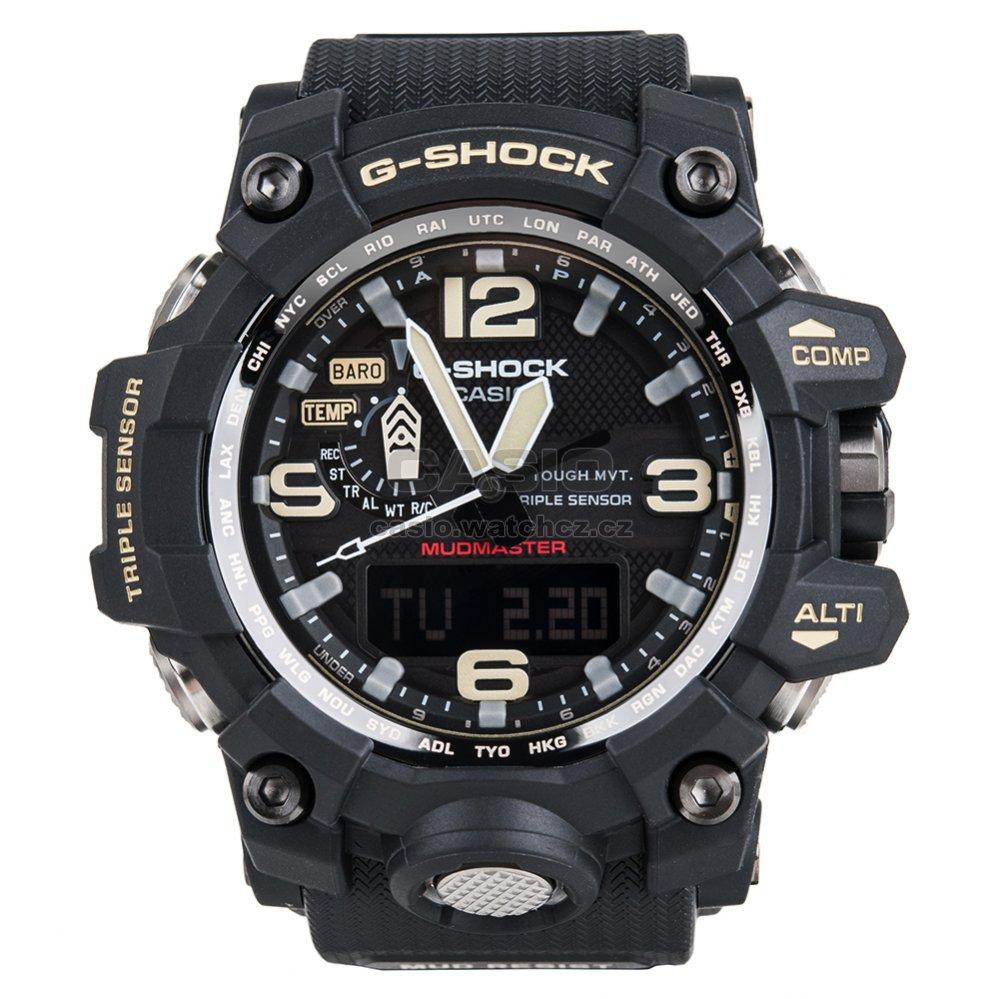 Casio - G-Shock GWG 1000-1A Mudmaster 15041113   Casio.watchcz.cz 0a093a304b